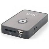 Автомобильный  USB/AUX/SD -адаптер DMC для VOLKSWAGEN 12 PIN
