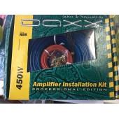 Комплект проводов для подключения 2-х канального усилителя или сабвуфера DAXX-K88H