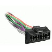 Штекер для автомагнитолы  PIONEER 16 PIN UNIVERSAL - Smart Cable - PR2X8-0001