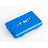 Автомобильный iPod / USB-адаптер Dension Gateway Lite для Toyota / Lexus (GBL3TO1) с функцией bluetooth