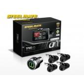 Универсальные датчики давления шин TPMS-85-Tire Pressure Monitoring System for Smartphone ANDROID