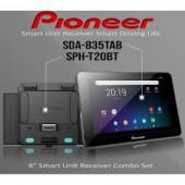 PIONEER SDA-835TAB + SPH-T20BT