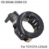 Кронштейн крепления парктроника (кольцо парктроника) датчика парковки Toyota Camry 40 50 Prado 150 Sequoia Lexus GX 460 LX 570 - 89348-33060