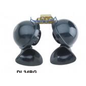 АВТОМОБИЛЬНЫЙ СИГНАЛ -DL-34 / Vehicle 12/24V 5A 105db  Vehicle Horn Car Snail Horn