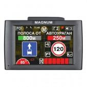 INTEGO MAGNUM 3 в 1 с радар-детектором и GPS модулем