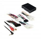 Адаптер для подключения штатного усилителя в автомобиле  Toyota amplified interface 2012-Up - TYTO-02