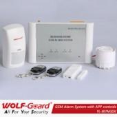 Сигнализация для дома, офиса, гаража Wolf-Guard  YL007M3DX
