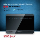 Сигнализация для дома, офиса, гаража Wolf-Guard Alarm Security System with APP Control (YL007M3H)