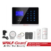 Сигнализация для дома, офиса, гаража Wolf-Guard with LCD Display and Touch Keypad (YL-007M2FX)
