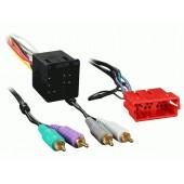 Адаптер для подключения штатного усилителя в автомобиле AUDI / VW AMP INTEGRATION HARNESS 1993-2004 - 70-1787